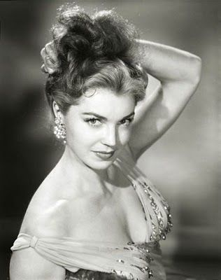 Esther Williams.  loved when they showed her old movies on sunday afternoons.