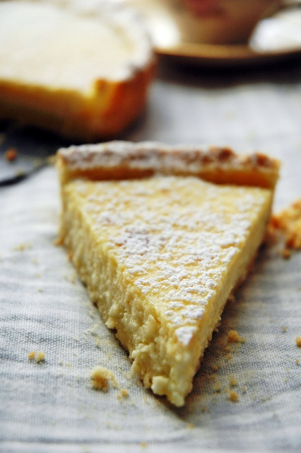 Tarte ricotta e limone 3 by Elga73, via Flickr
