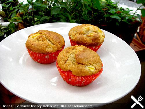409 best Rezepte - Backen  MUFFINS images on Pinterest Cookies - chefkoch käsekuchen muffins