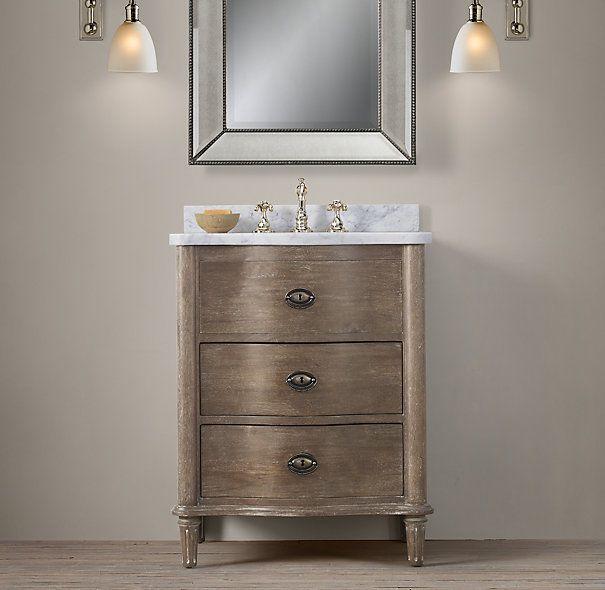 81 best vanities 29 and smaller images on pinterest dressing tables makeup vanities and. Black Bedroom Furniture Sets. Home Design Ideas