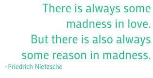 Nietzsche quote about love