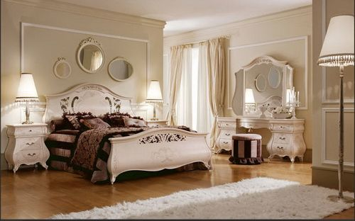 Classic bedroom furniture is a sophisticated choice