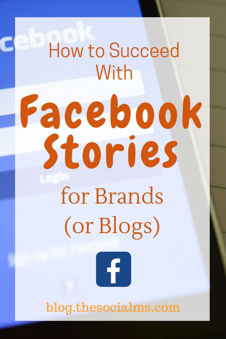 How to Succeed With Facebook Stories for Brands (or Blogs) – Sharing The Blog Love