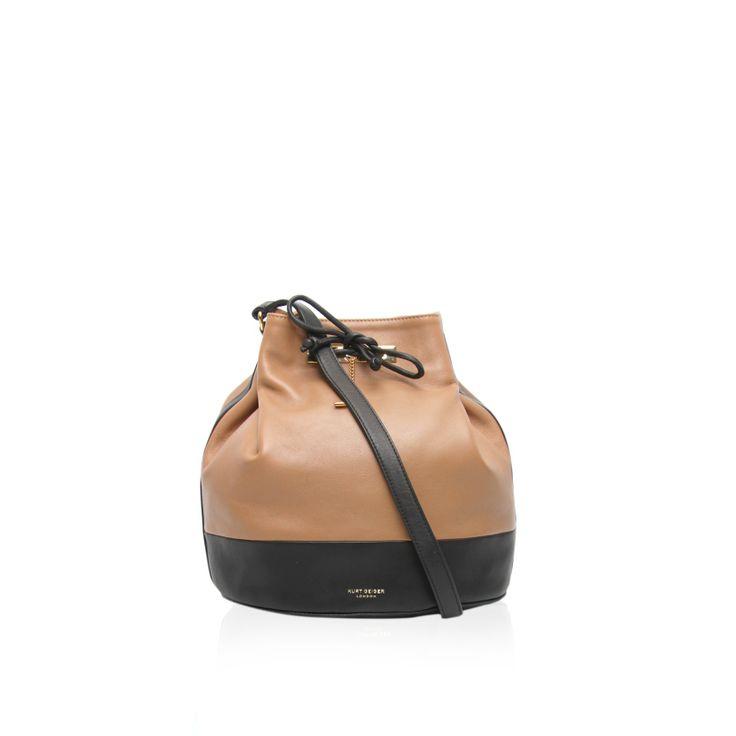 Kurt Geiger london tarafından britton kova çanta, köstebek aksesuar - kadın aksesuarları