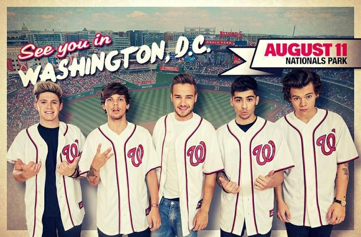 One Direction USA Tour Dates