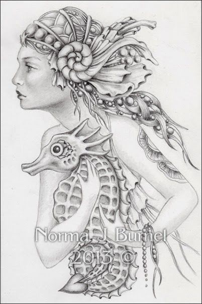 fairy tangles norma burnell is a czt certified zentangle teacher mi idea use turban lady stamps