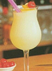 Coco Loco: You'll go coocoo for this coco concoction. 1/2 oz Sauza Tequila. 1/2 oz Gin. 1/2 oz Bacardi Light Rum. 2 oz Pineapple Juice. 1 oz Coconut Cream. Blend all ingredients together. Pour over ice. Garnish with pineapple slice and cherry.