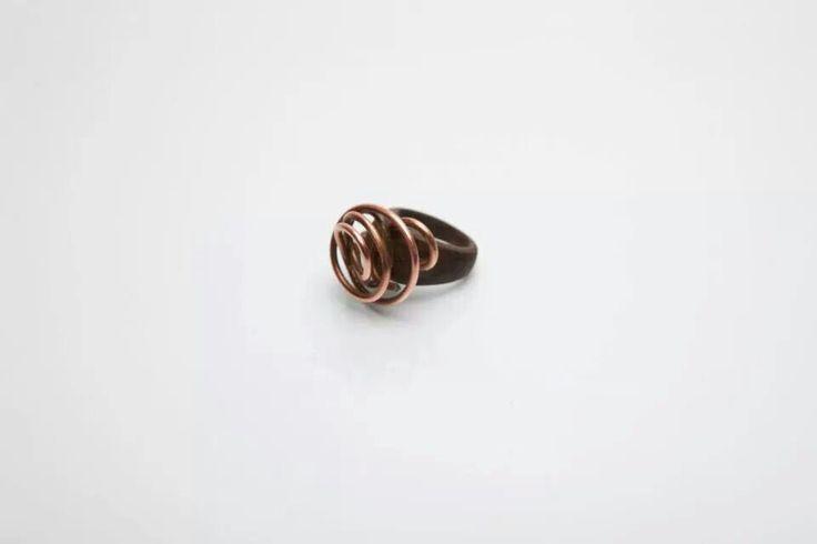aronnjewellery#nagybaczoni aron#wood#art#handmade#ring#jewelry#