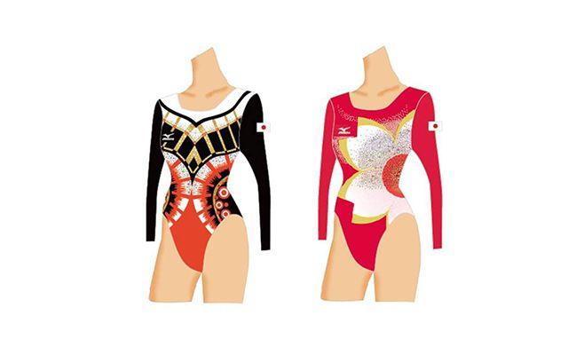 コシノヒロコ、リオ五輪の体操日本代表ウエアをデザイン ミズノが制作 | BRAND TOPICS | FASHION | WWD JAPAN.COM