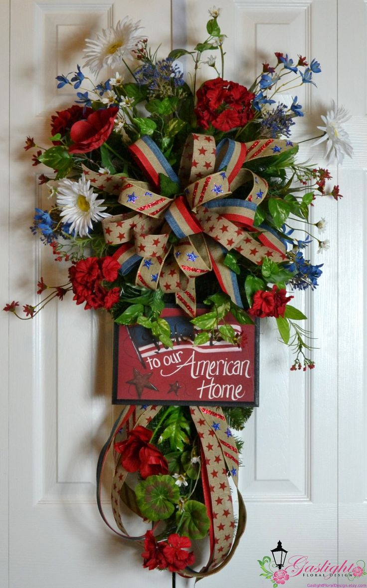 Home gt artificial florals gt holidays gt 60 quot poinsettia amp berry garland - Unique Wreath Designs For Your Home By Gaslightfloraldesign