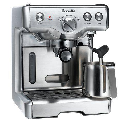 11. Breville Triple-Priming Die-Cast Espresso Machine