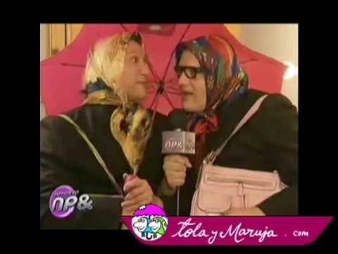 Tola y Maruja entrevistan a Amparo Grisales