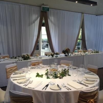 Another beautiful event set up by Special Touch Weddings & Events in #Hepburn Springs