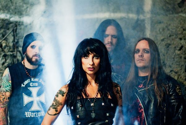 "SISTER SIN: Swedish Rockers Debut New Song ""Hearts of Cold"" on Noisecreep 