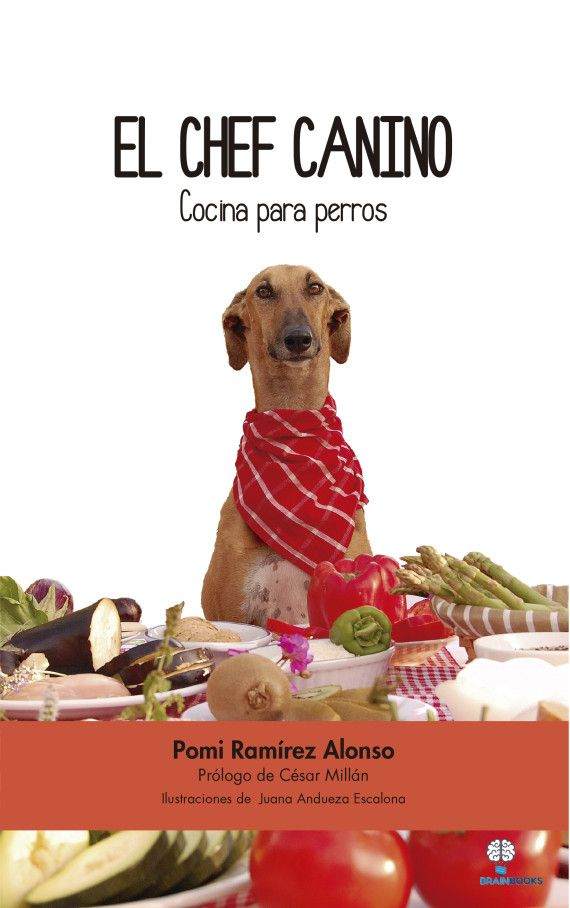 Cocina para perros: cinco recetas para alegrarles el paladar