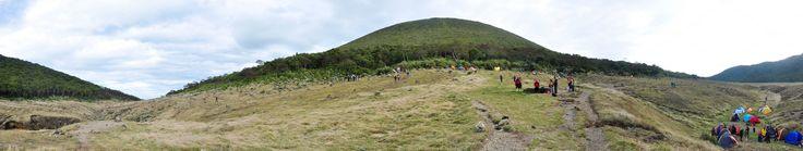 Mount Gede surya kencana by Yandauga on @creativemarket