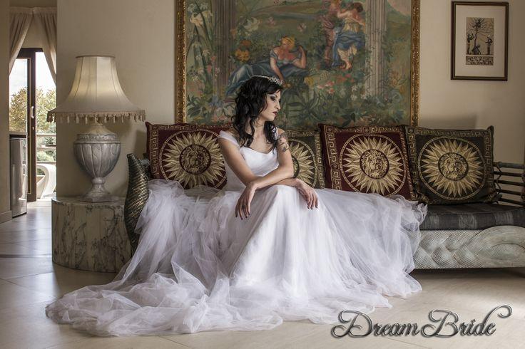 a recent shoot we did for Dream Bride Wedding dresses