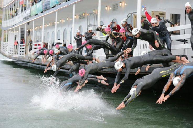Overview - Escape From Alcatraz Triathlon