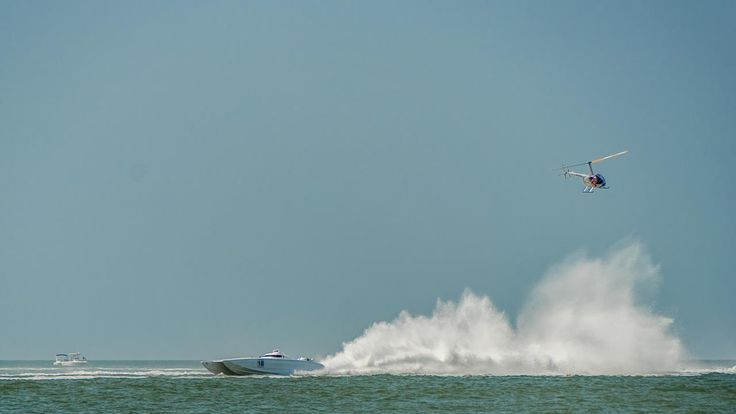 Clearwater Super Boat - Leven in Florida