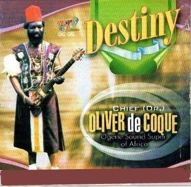 Oliver De Coque - Destiny - CD