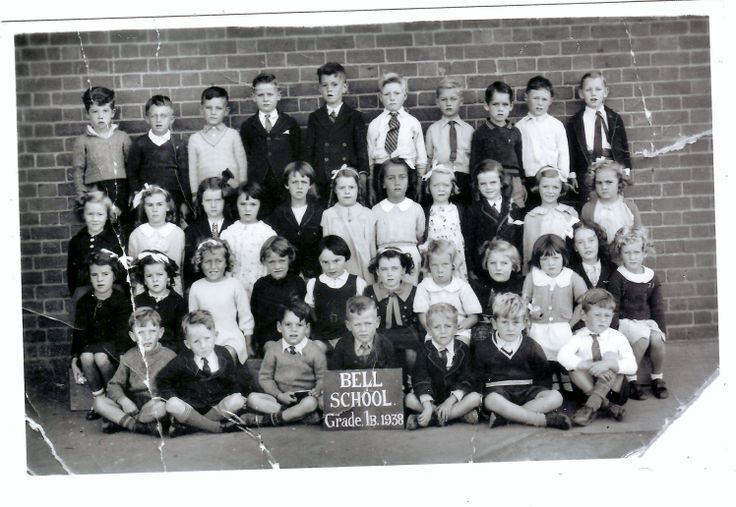 Peter Williams attended Bell School 1938 (c)JinnyFawcett 2016