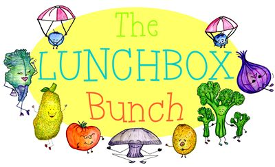 The Lunchbox Bunch - Lots of Vegan Recipes