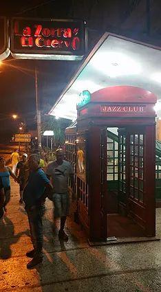 Underground Jazz Club in Havana, Cuba