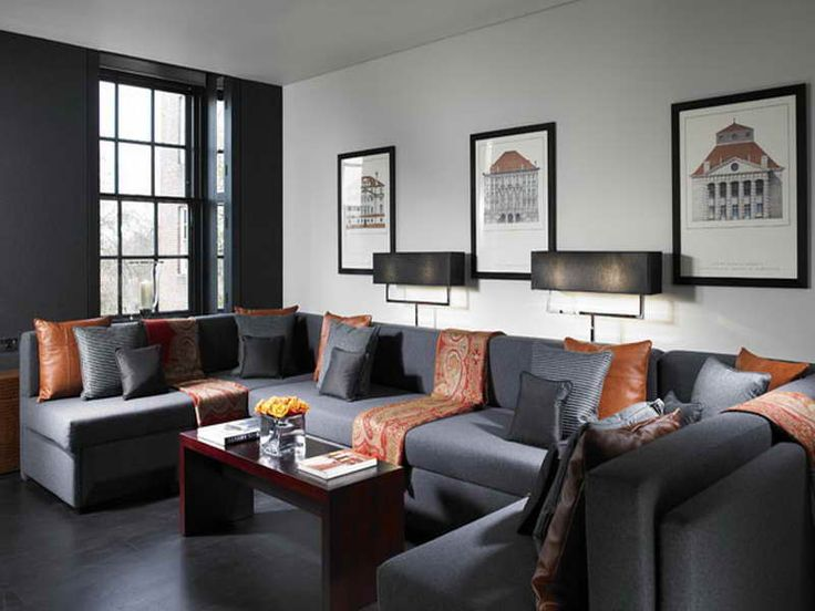 living room color schemes grey couch