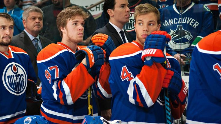 Oilers' Connor McDavid getting a big assist from Taylor Hall