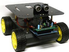 Robotics can be a difficult hobby to jump into, but this arduino robot makes it easy for you to build an awesome robot without a struggle!