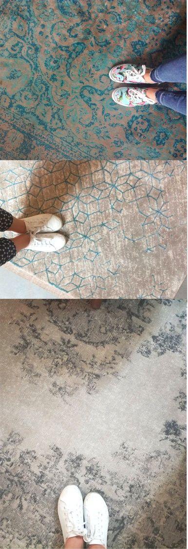 płytek u nas nie ma... ale mamy piękne dywany!