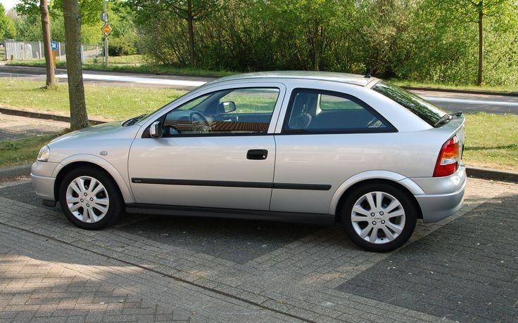 Opel Astra Sport 1.6 16V 1999