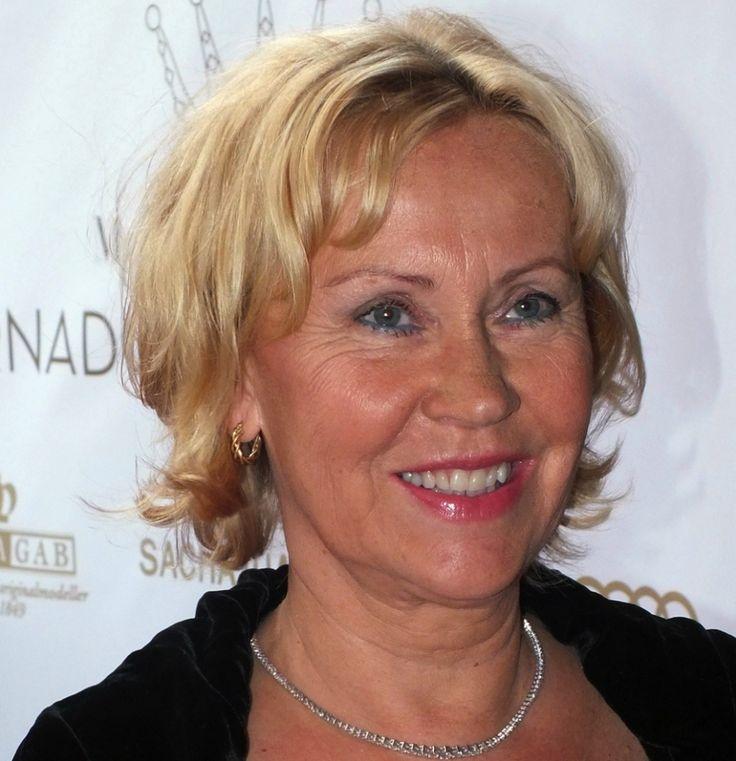 Abba's Agnetha Faltskog is 63 today.
