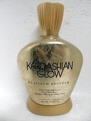 nice 2016 KARDASHIAN GLOW PLATINUM BRONZER BRONZING INDOOR TANNING BED SUN TAN LOTION - For Sale Check more at http://shipperscentral.com/wp/product/2016-kardashian-glow-platinum-bronzer-bronzing-indoor-tanning-bed-sun-tan-lotion-for-sale/