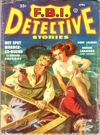 FBI Detective