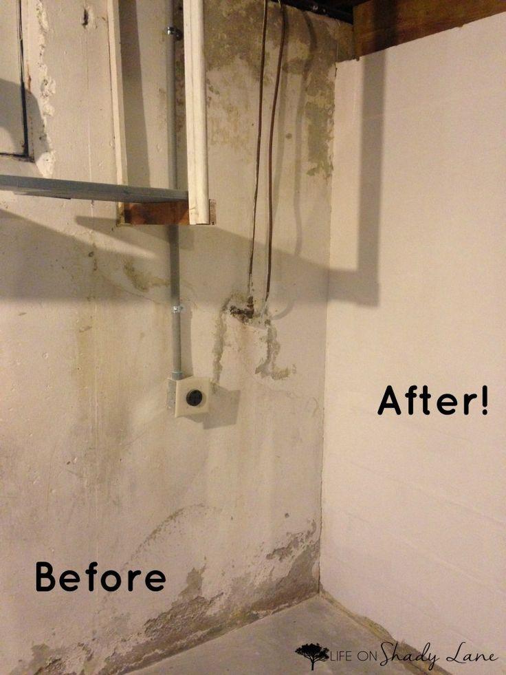 waterproofing basement walls on pinterest basement walls painting
