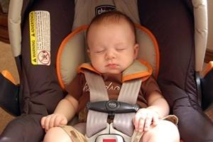 Properly installed car seats will keep your little pumpkin safe