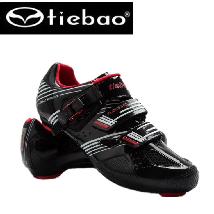 58.96$  Know more  - TIEBAO cycling shoes 2017 zapatillas deportivas hombre carretera Bicycle Racing Road Athletic Bike men sneakers for women man
