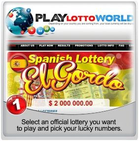 Playlottoworld : Playlottoworld.com is a online lottery portal and specializes in providing the most convenient ways to play the lottery online. One of the great things about playing in Play Lotto World is that it is 100% genuine and no scams. For more info visit: www.playlottoworld.com   playlottoworld