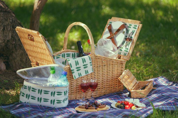 Cos picnic 4 persoane Champs de Mars
