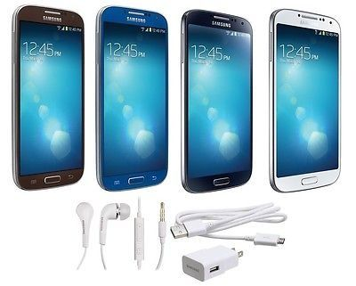 cool Samsung Galaxy S4 SCH-I545 16GB Verizon AT&T GSM UNLOCKED Cell Phone (A+) - For Sale