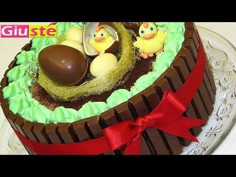 Gâteau au tiramisu et kit kat - YouTube