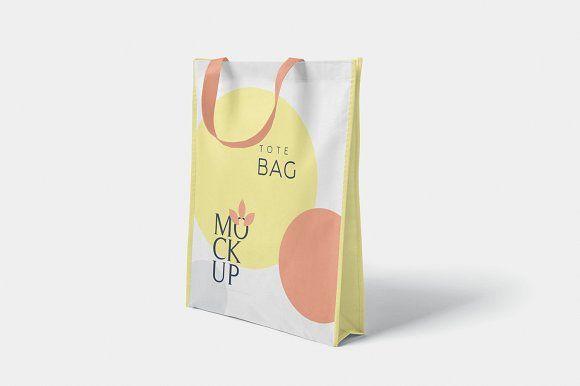 Download 4 Tote Bag Mockups Bag Mockup Tote Bag Tote