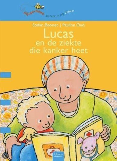 Lucas en de ziekte die kanker heet – Stefan Boonen