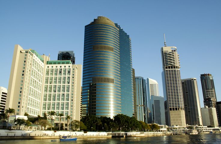 Skyline in Brisbane City, Australia http://maloufdental.com.au/