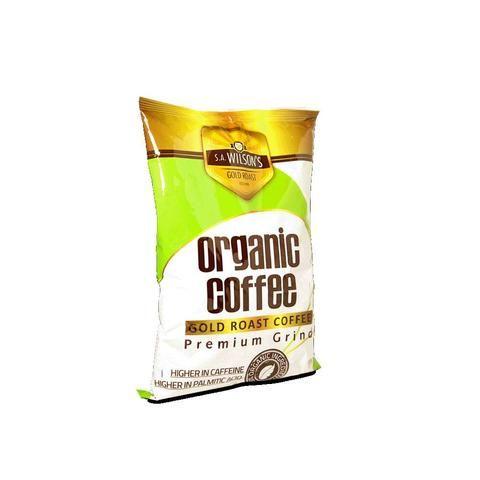 Mélange spécial de neuf grains de café doré biologique pour lavement au café Gerson, torrifiés...
