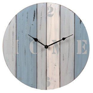 Horloge bord de mer - Tendances-deco - Toutes les astuces décoration des Mamans