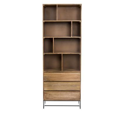 """Moes Home Collection SR-1024-24 Colvin 31.5"""" Wide Shelving Unit"""