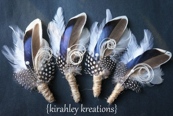 THANDION  A Rustic Something Blue Mallard by KirahleyKreations, $18.00