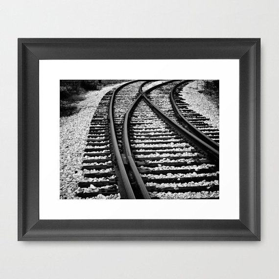 Wall art train for Trenton. 8x10 $23.20